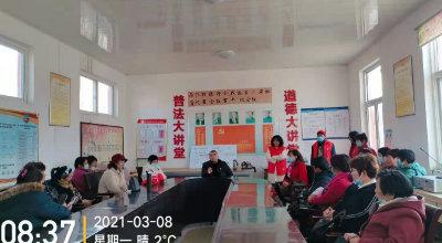 【平度社区教育】古岘镇西河村欢乐学习两不误,对标先进谋发展