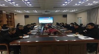 阿荣旗职业中专召开春季安全工作会议